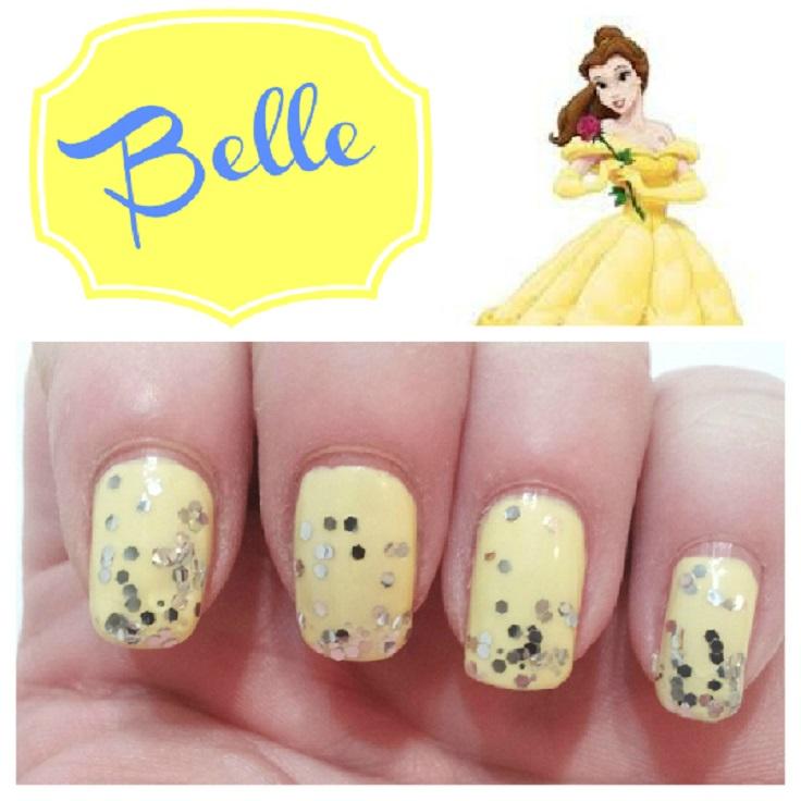 Princess Themed Nails: Top 10 Nail Art Ideas Inspired By Disney Princesses