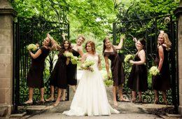 Top 10 Inspiring Autumn Bridesmaids Dresses | Top Inspired