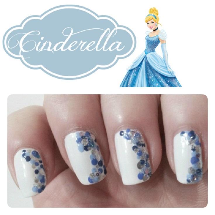 Dress Disney Princess Nails: Top 10 Nail Art Ideas Inspired By Disney Princesses