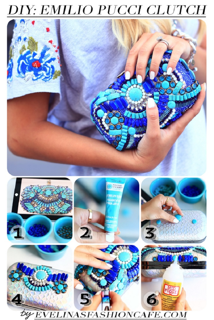 Top 10 Ways to Modify The Old and Make New Handbag Clutch | Top Inspired