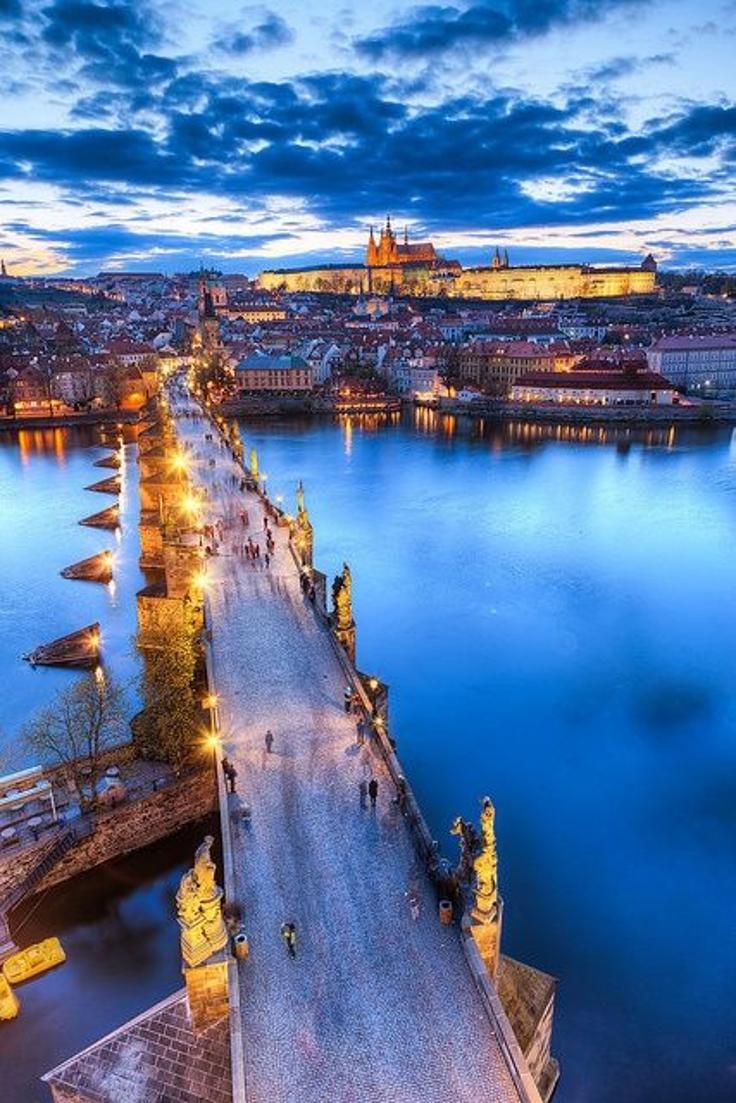 Evening-At-Prague
