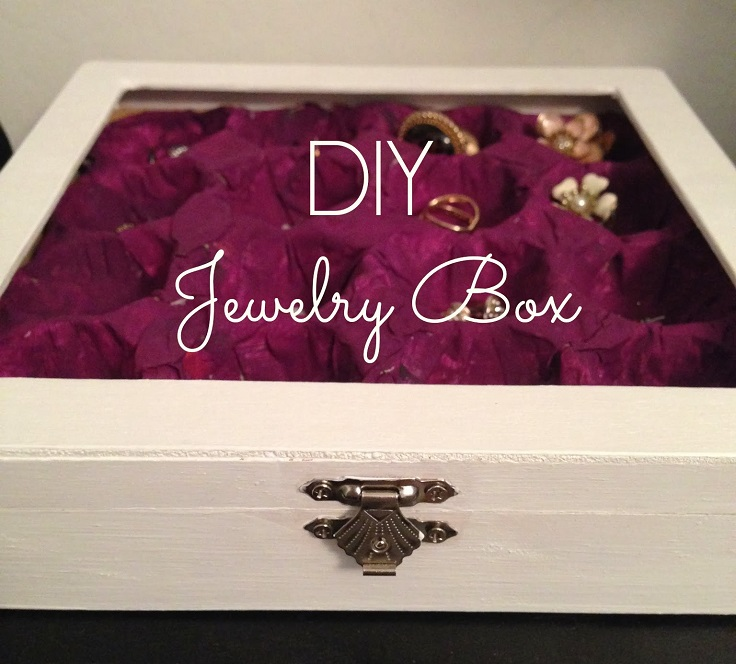 Diy Jewelry Box Designs Images