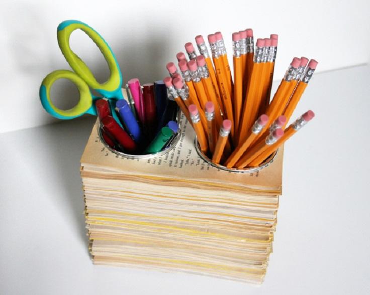 Pencil-cups