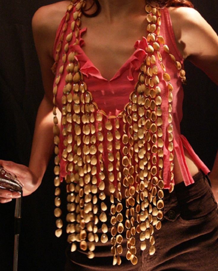 Top 10 Ways to Turn Pistachio Shells Into Fashion Accessories   Top Inspired