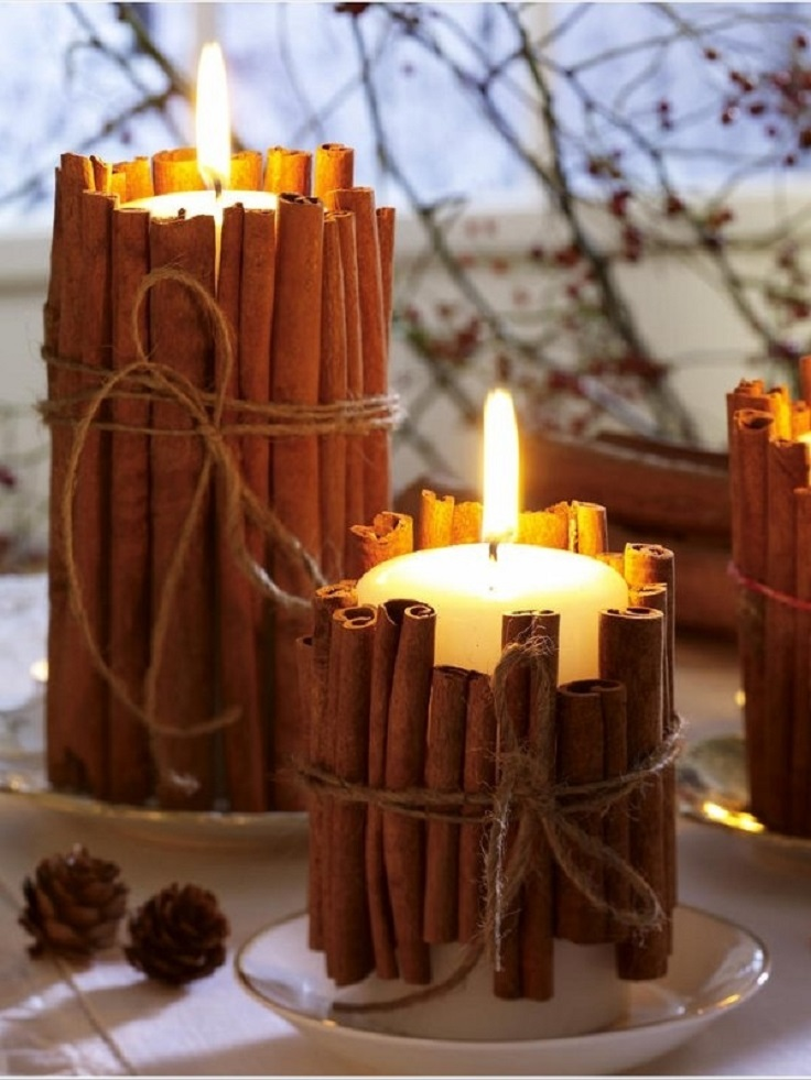 candle-pillars-made-of-cinnamon-sticks