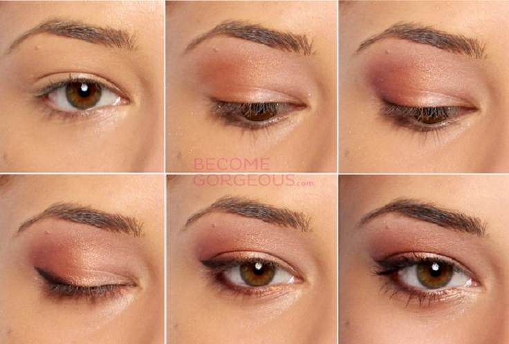 Top 10 Morning In A Rush Makeup Tutorials Top Inspired