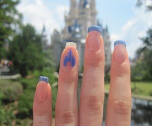 Top 10 Nail Art Ideas Inspired By Disney Princesses