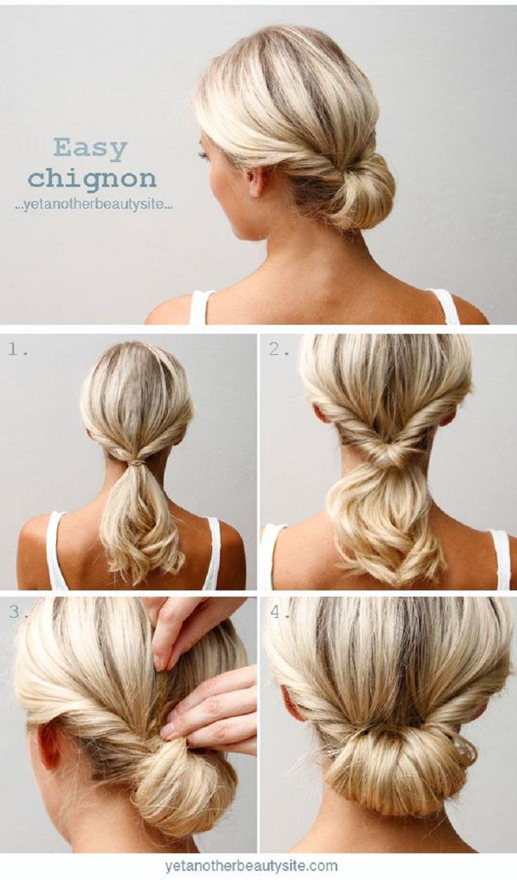 easy-chignon