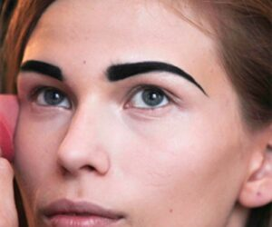 Top 10 Eyebrow Mistakes You Shouldn't Make