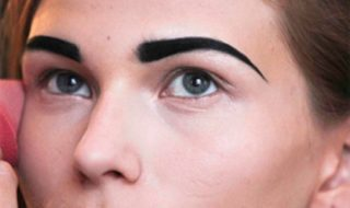 eyebrow mistakes