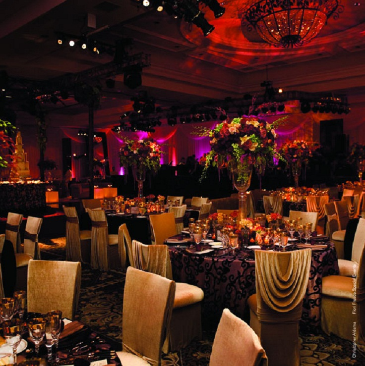 Red Wedding Ideas Reception: Top 10 Fall Wedding Accessories And Decoration Ideas