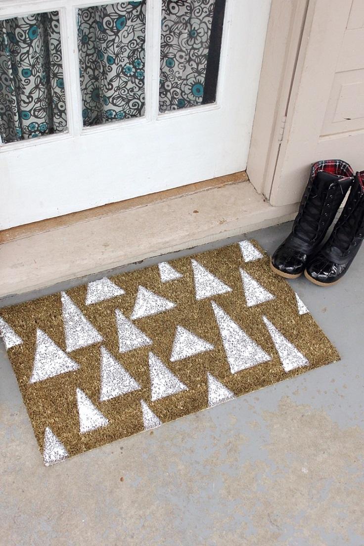 holiday-doormat-diy