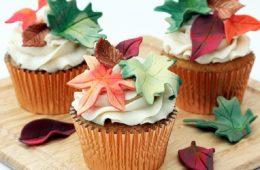 Top 10 DIY Cupcake Fall Decorations | Top Inspired