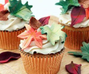 Top 10 DIY Cupcake Fall Decorations