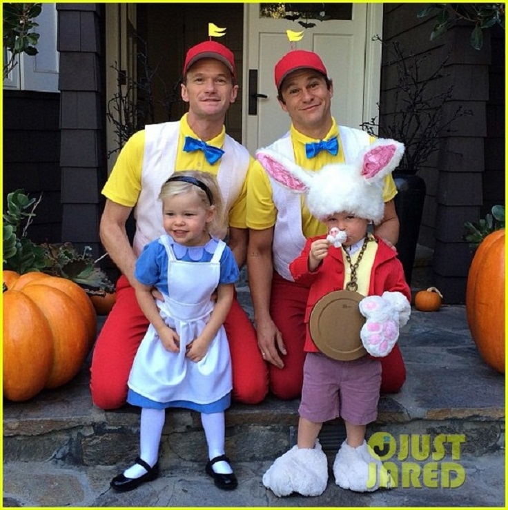 neil-patrick-harris-family-alice-in-wonderland-for-halloween