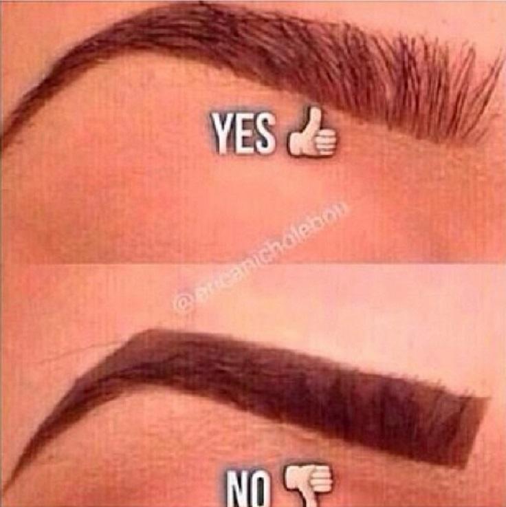 over-empasizing-eyebrows