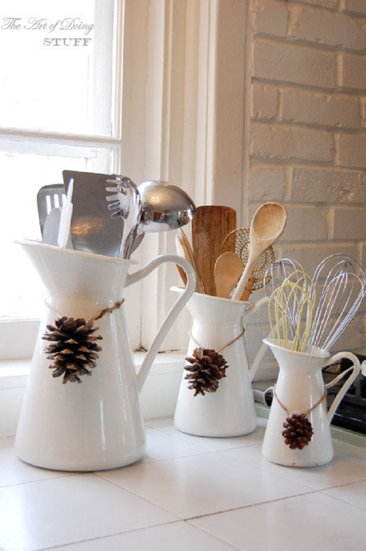 pine-cone-necklases-for-kitchen