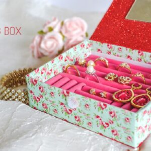 Top 10 DIY Jewelry Box Ideas | Top Inspired