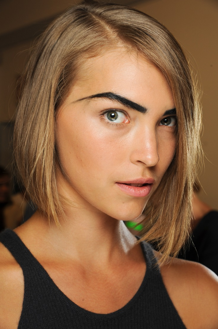 Good Hairstyles For Thin Faces