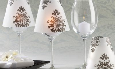 Top 10 DIY Decorations For Your Wine Glass | Top Inspired