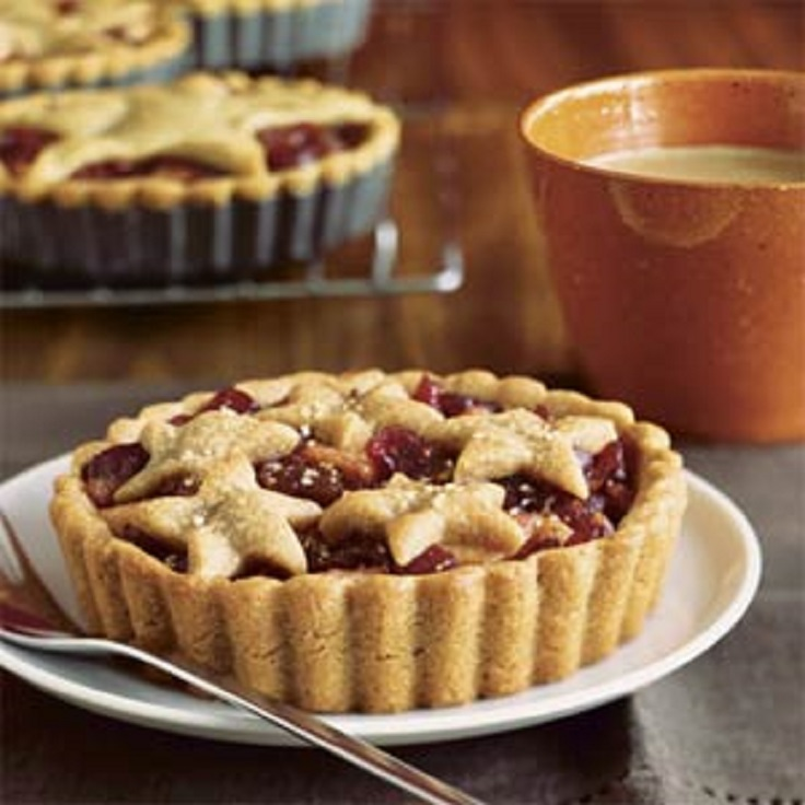Apple-Cranberry-Mince-Tartlets