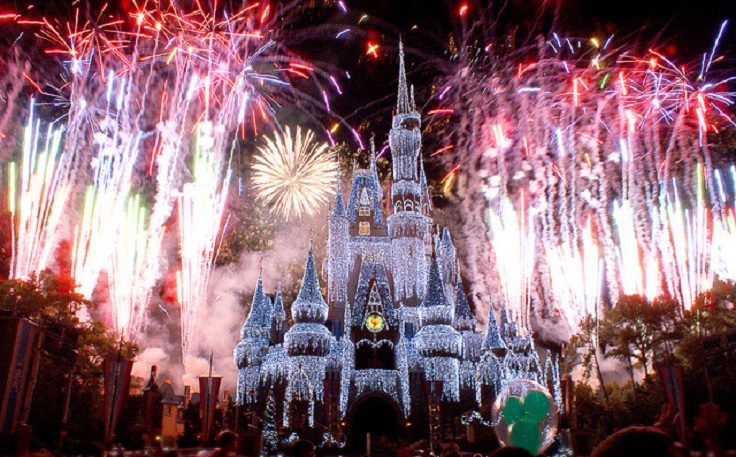 Top 10 Most Romantic Places To Celebrate New Years Eve In USA