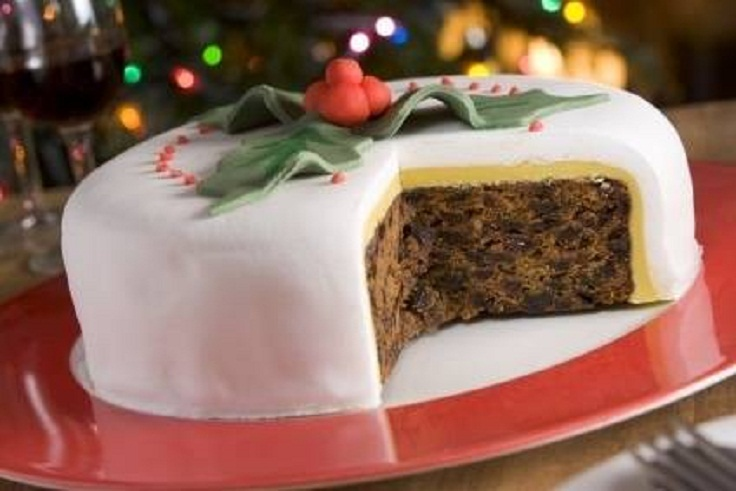 Top 10 Christmas Cake Decoration Ideas