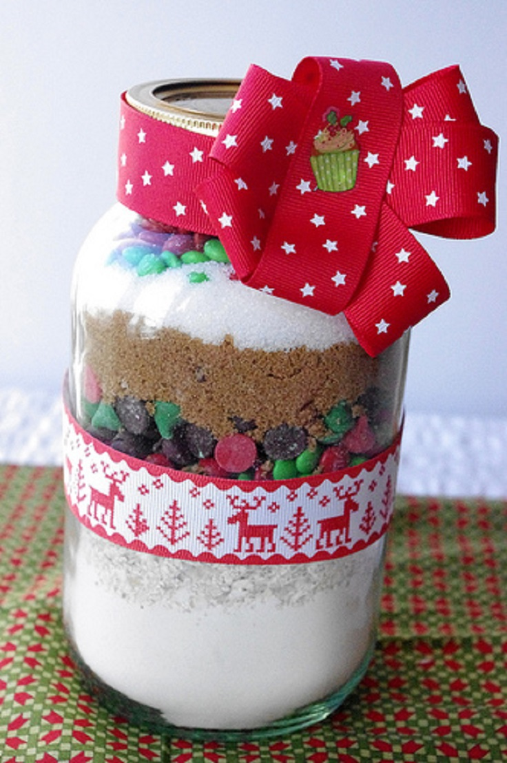 Top 10 mason jars christmas decorations for your cookies for Christmas decoration stuff