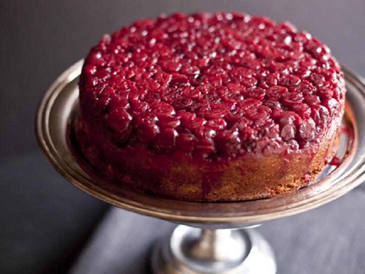 Cranberry-Raspberry-Upside-Down-Cake