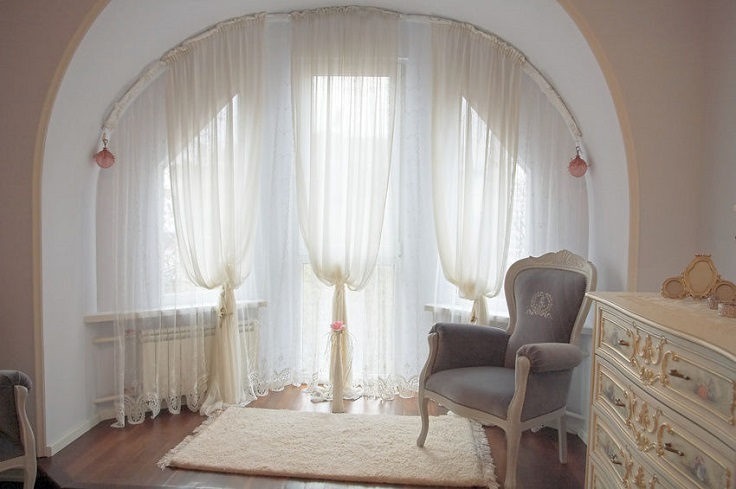Top 10 amazing diy window decorations top inspired for International decor window treatments