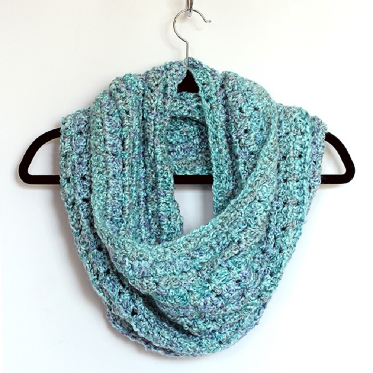 Top 10 Beautiful Free Crochet Scarf Patterns Top Inspired