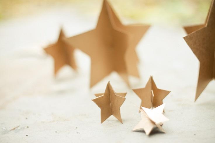 Gold-Decorative-Stars