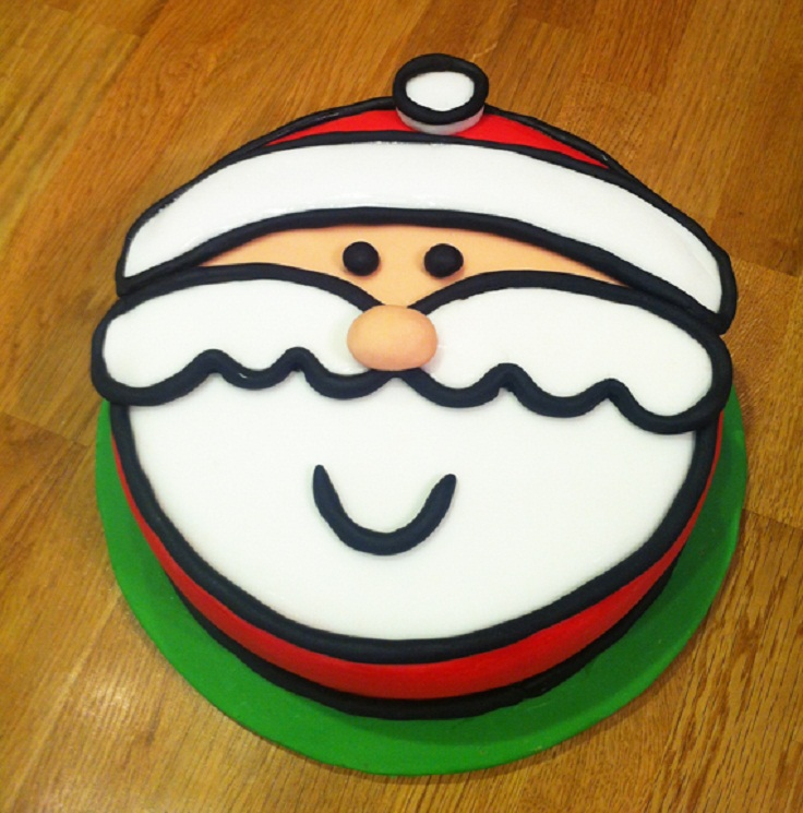 How Late Can You Make A Christmas Cake