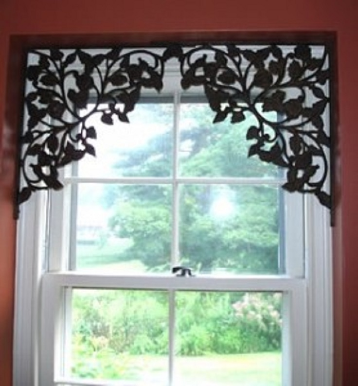 Top 10 amazing diy window decorations top inspired How to decorate windows