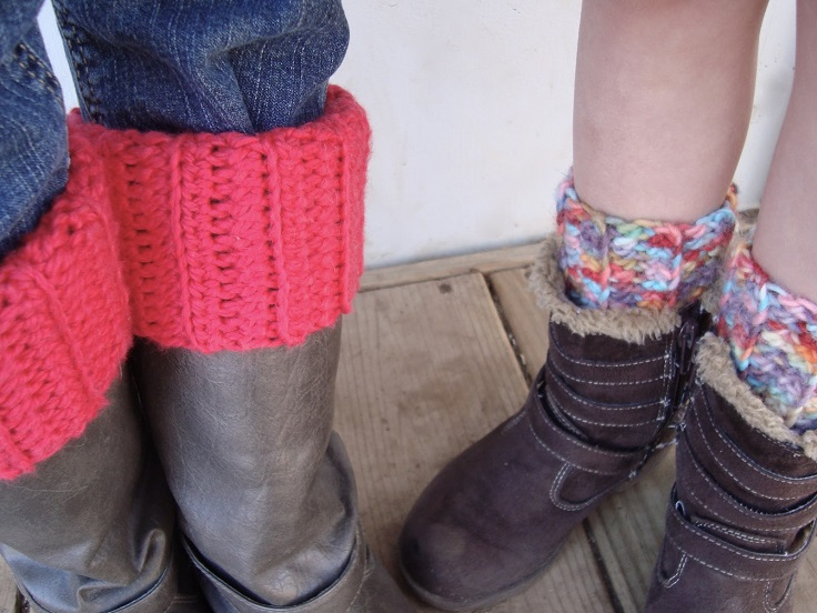 Ribbed-Boot-Cuffs