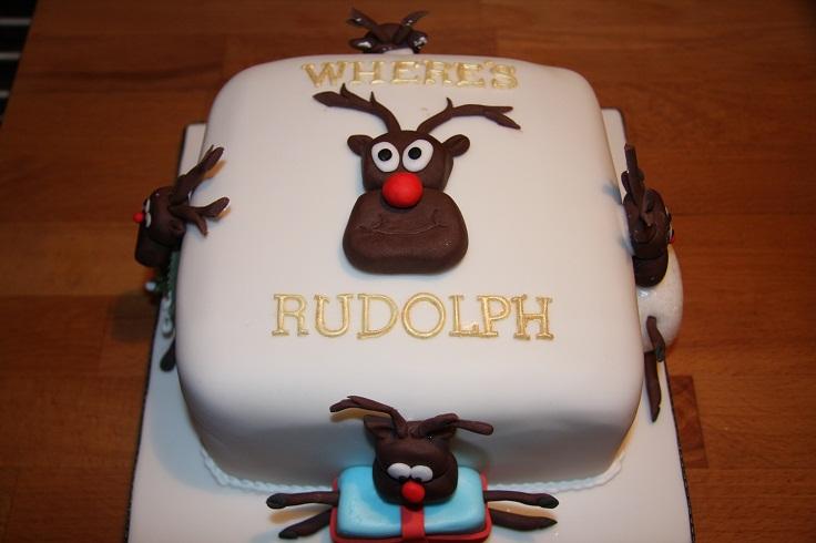 Rudolph-Christmas-cake