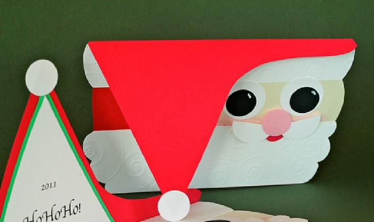 Santa-Christmas-Card
