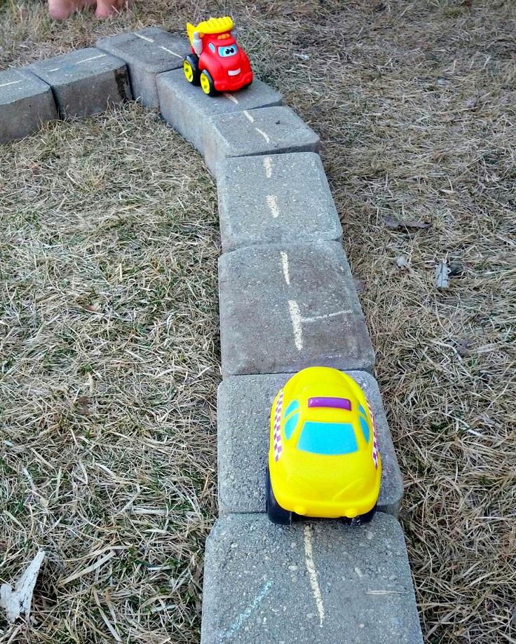 Simple-DIY-Outdoor-Roads