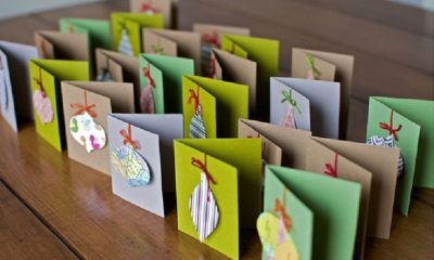 Top 10 Christmas Postcards For Everyone You Know and DIY Ideas | Top Inspired