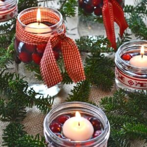 Top 10 DIY Christmas Mason Jar Crafts | Top Inspired