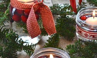Top 10 DIY Christmas Mason Jar Crafts   Top Inspired
