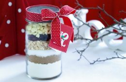 Top 10 Mason Jars Christmas Decorations For Your Cookies | Top Inspired