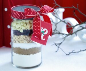 Top 10 Mason Jars Christmas Decorations For Your Cookies