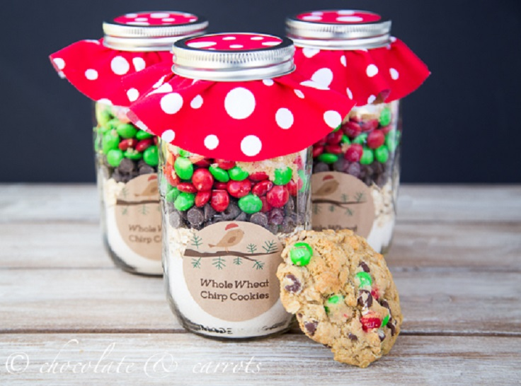 Top 10 Mason Jars Christmas Decorations For Your Cookies Top Inspired