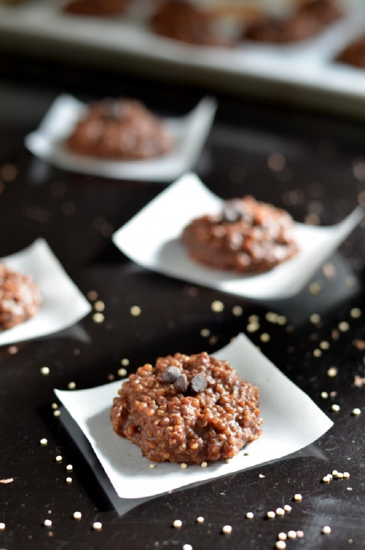 Top 10 Tasty No-Bake Cookies