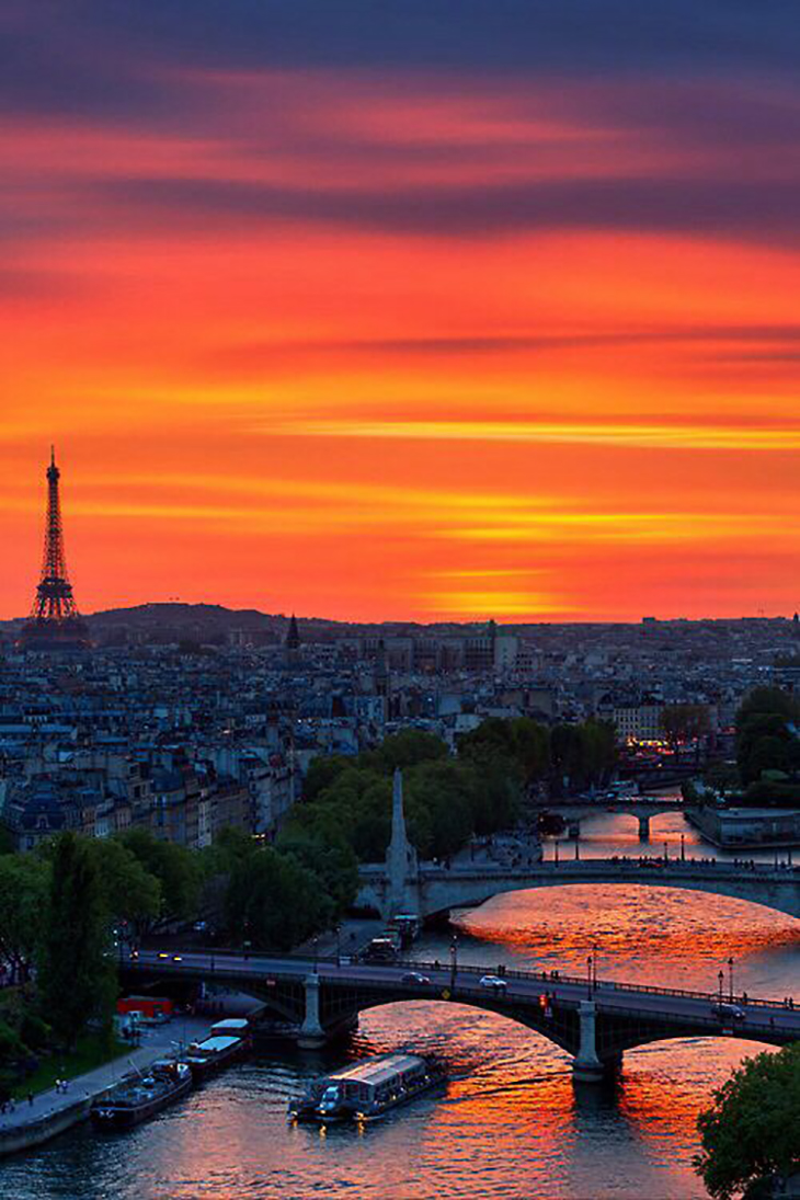 Top 10 Sunset spots in Europe
