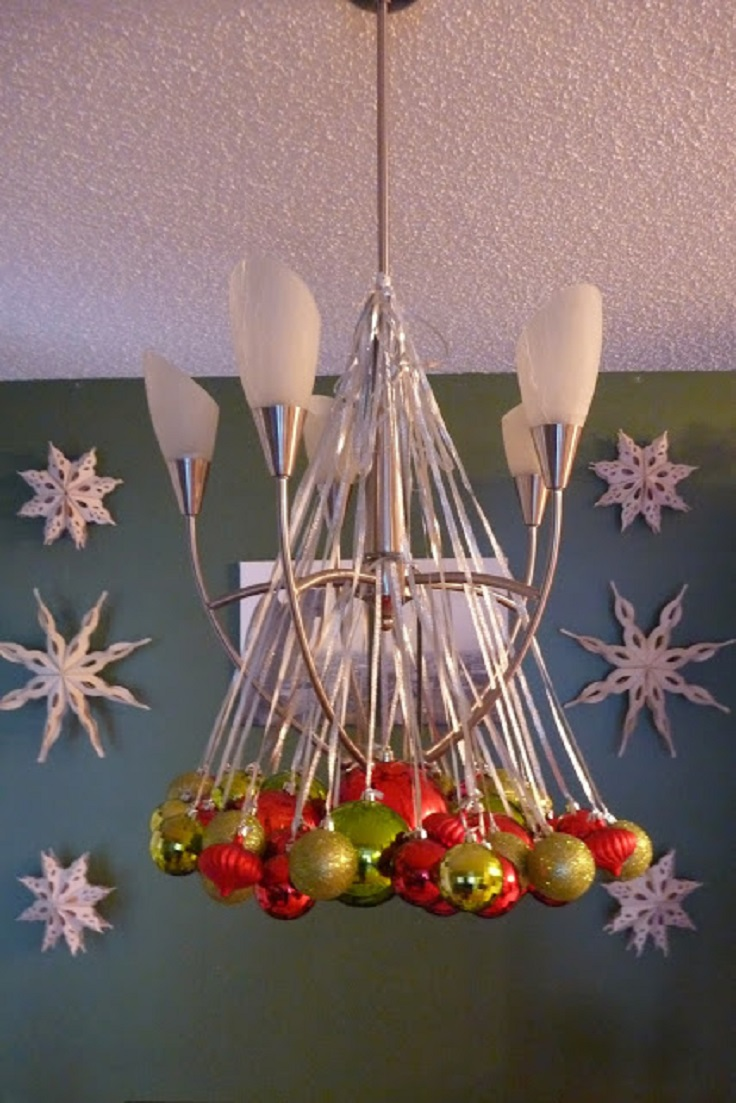 Top 10 diy christmas chandelier decorations top inspired top 10 diy christmas chandelier decorations aloadofball Choice Image