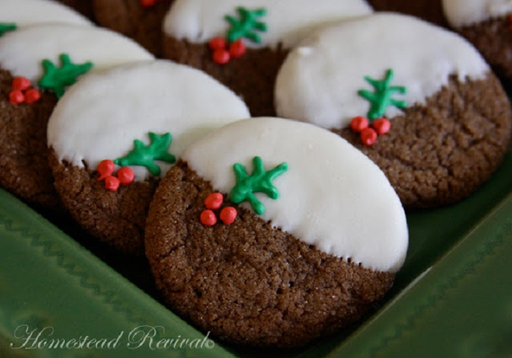 Top 10 Mini Holiday Cookies