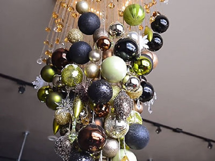 Top 10 Diy Christmas Chandelier Decorations Top Inspired