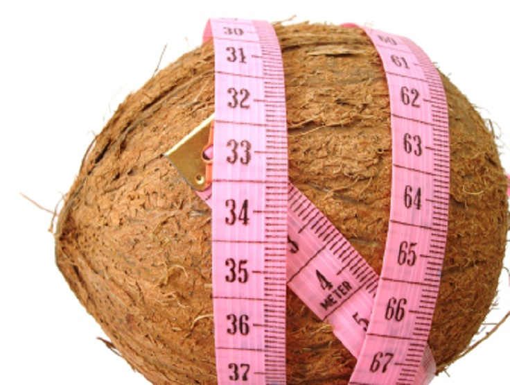 eating coconut oil straight weight loss